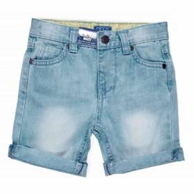Pantaloni scurti jeans pentru bebelusi