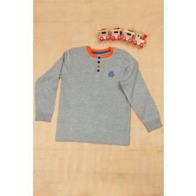 Bluza gri pentru baietei