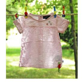Bluza bebeluse - model floricele