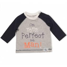 Bluza bebelusi cu mesaj