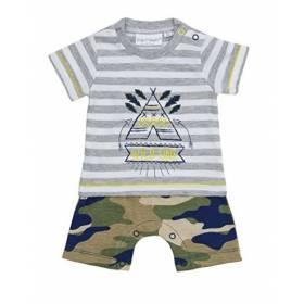 Salopeta vara bebelusi - model army