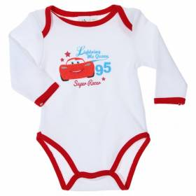 "Body ""Cars"" bebelusi, Disney"