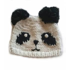 Caciula fetite - model ursulet panda