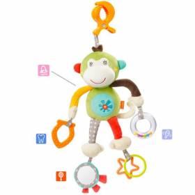 Centru activitati bebe - maimutica vesela