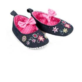 Prewalkeri fundita roz pentru bebeluse