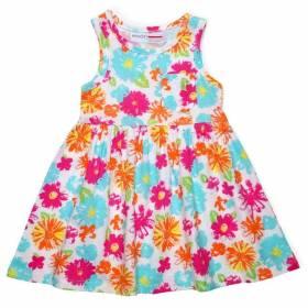 Rochita multicolora pentru fetite