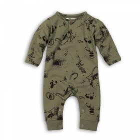 Salopeta fara botosei pentru bebelusi