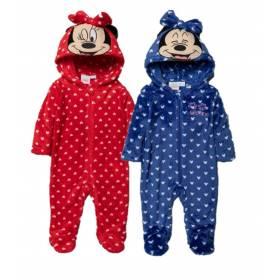 Salopete Minni / Mickey pentru bebelusi