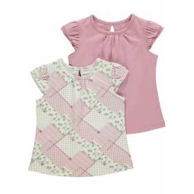 Set bluze model floricele pentru bebeluse
