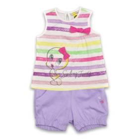 Set bebeluse - maiou si pantaloni Tweety