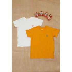 Set tricouri colorate baietei
