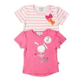 Set tricouri model iepuras pentru bebeluse