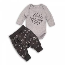 Compleu bebelusi - body si pantalon