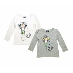 Set bluze fetite - model cu fundite