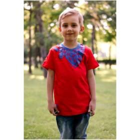Tricou baieti - model bandana