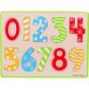 puzzle cifre Bigjigs
