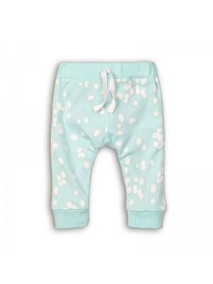 Pantaloni cu buline pentru bebeluse