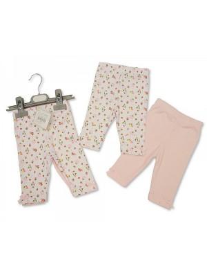 pantaloni fetite nou nascuti, 0 - 3 luni, 3 - 6 luni