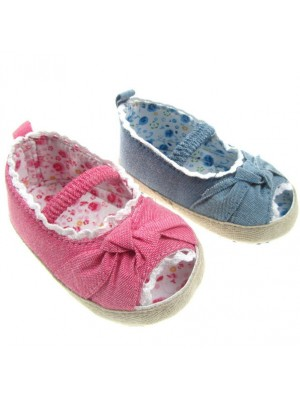 pantofiori fetite 0-3-6-12 luni