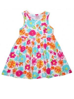rochita floricele bebeluse 6-12-18-24 luni, Minoti