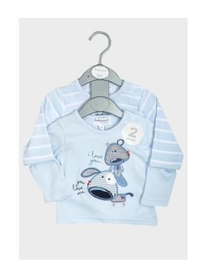 seturi bluze bebe 0-3-6-9-12 luni