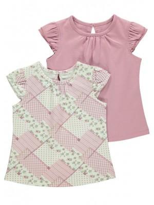 set 2 bluze, Matalan, pentru bebeluse 12-18 luni