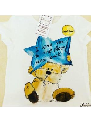 tricouri cu mesaj copii 2-3-4-5-6 ani