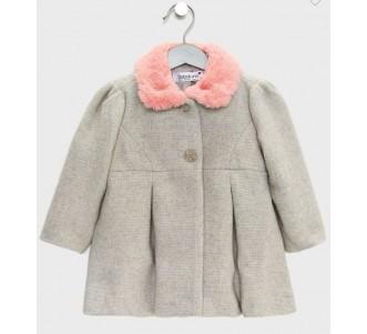 palton elegant pentru bebeluse-0-3-6-9-12 luni