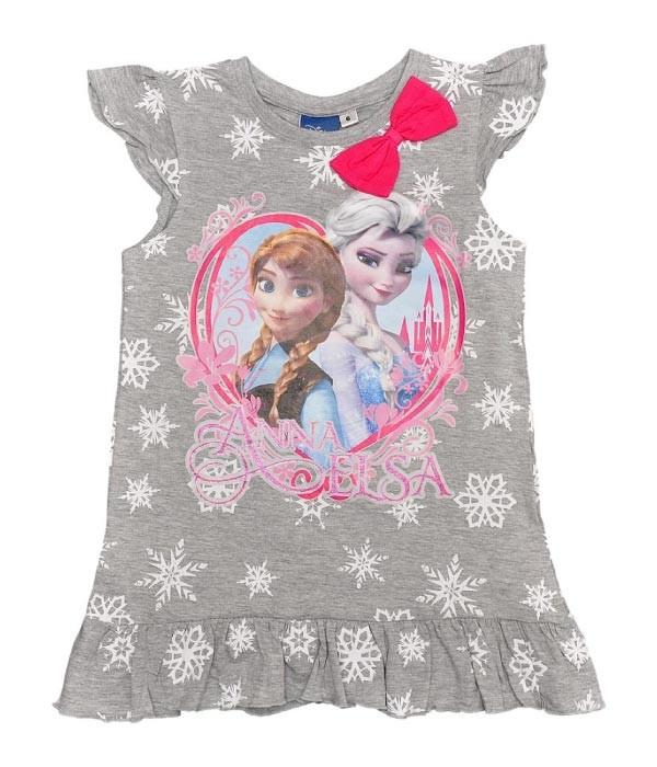 bluza Frozen fetite 4-6-8 ani
