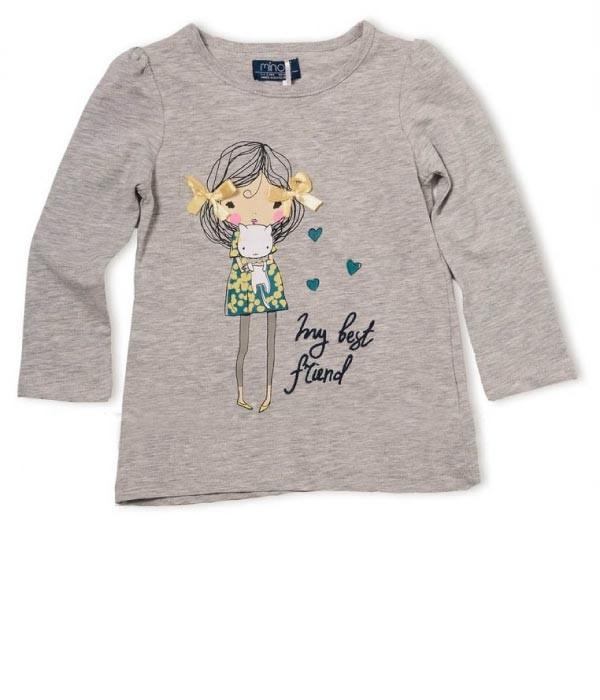bluze fete 2-3-4 ani, marca Minoti