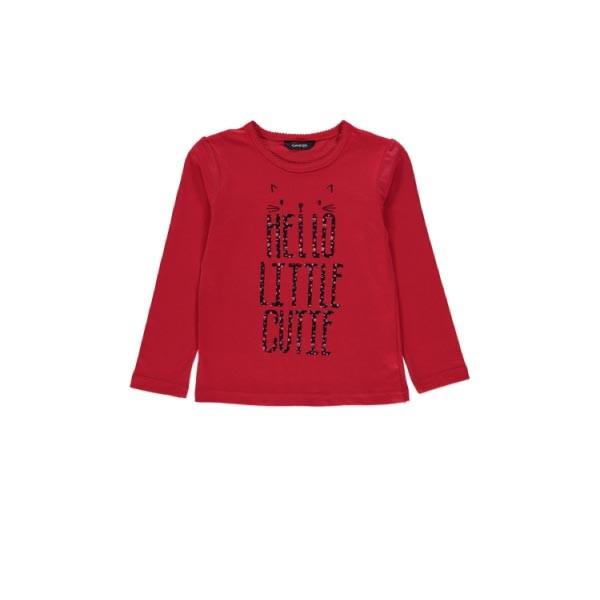 bluza cu mesaj fetite 2-3 ani