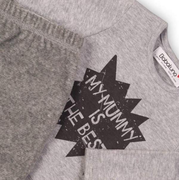 haine cu mesaje pentru bebelusi 3-6-9-12 luni