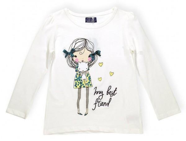 tricouri fetite 2-3-4 ani Minoti