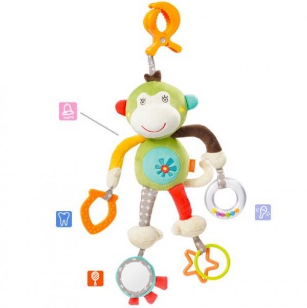 Fehn centru activitati bebe maimutica