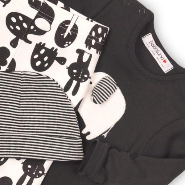 pantaloni bebelusi nounascut 0-3-6 luni