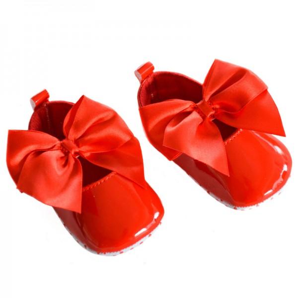 papucei fetite 0 - 3 luni