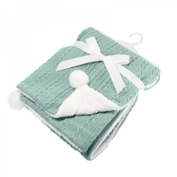 paturica tricotata bebelusi