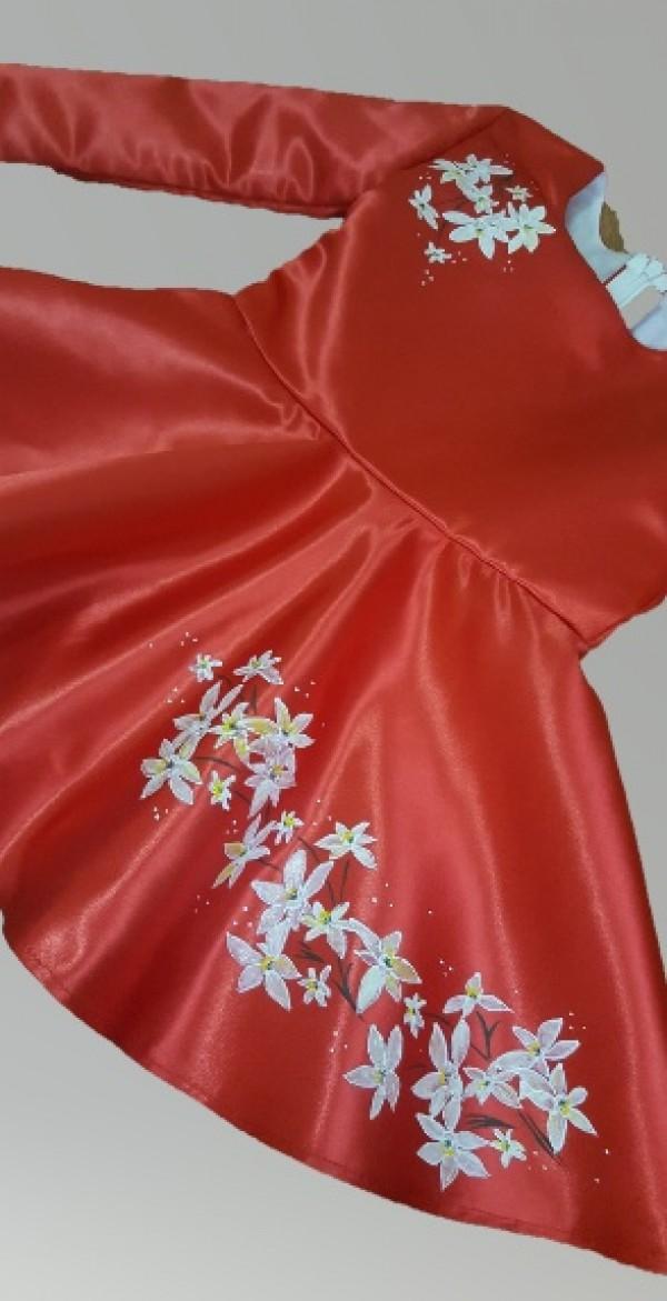 rochite botez 3-6-9-12 luni model iasomie