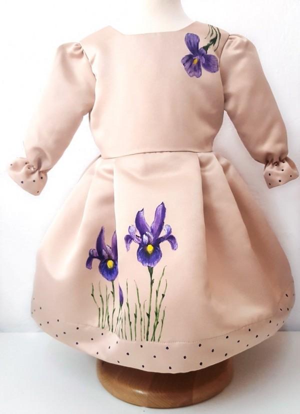 rochita iris fetite 2-3-4 ani