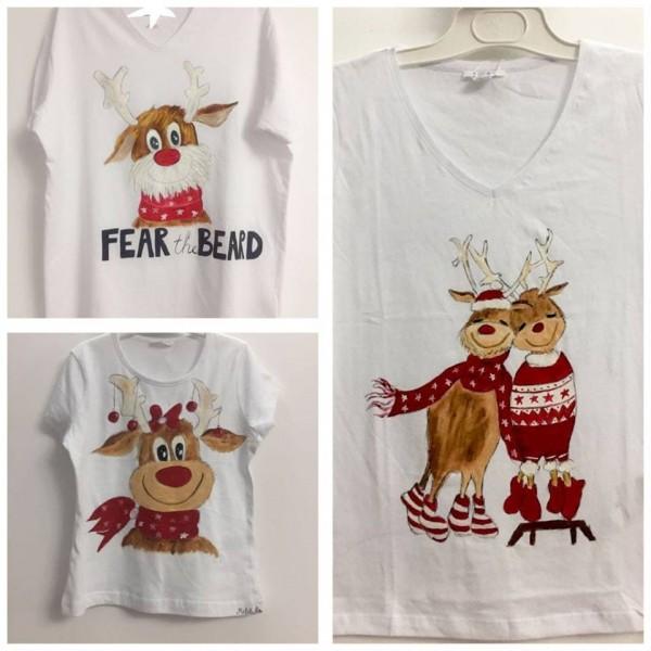 tricouri familie craciun