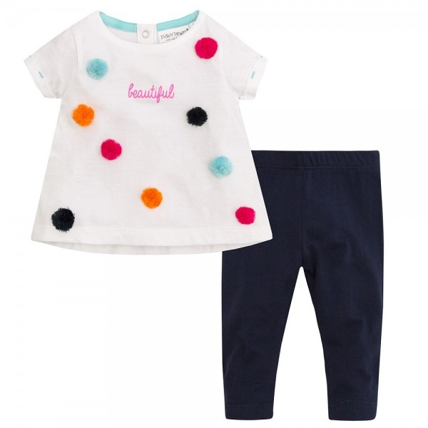 tricouri si colanti fetite 3-6-9-12-18-24 luni, Baby Town