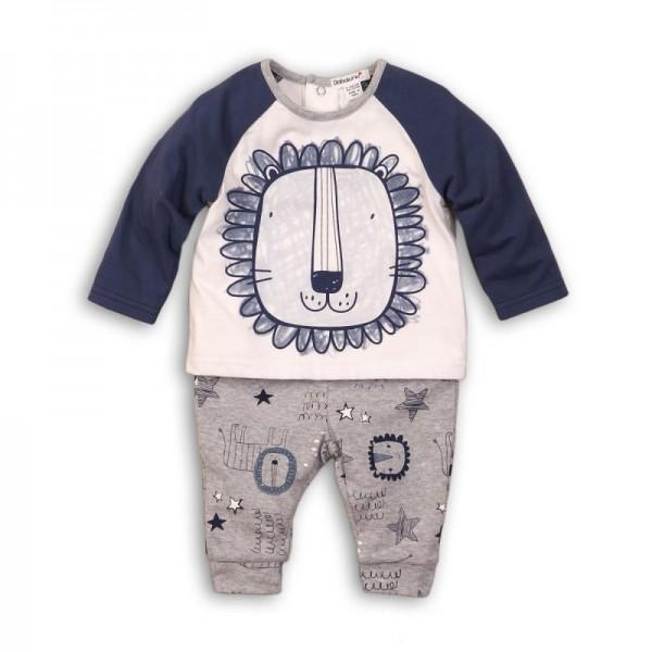 Bluza si pantaloni bebelusi 0-3-6-9-12 luni