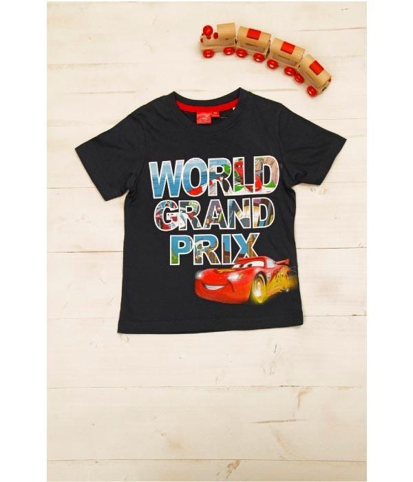 tricou marca Disney, imprimeu Cars, baietei 3ani-8ani