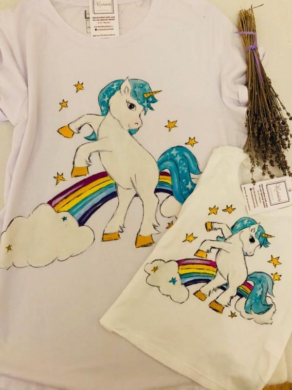 tricouri personalizate 2-3-4-5-6 ani
