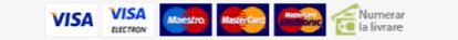 magazinul online de hainute Bambinoti accepta plata cu cardul bancar